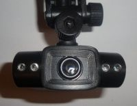 Obiektyw kamerki samochodowej