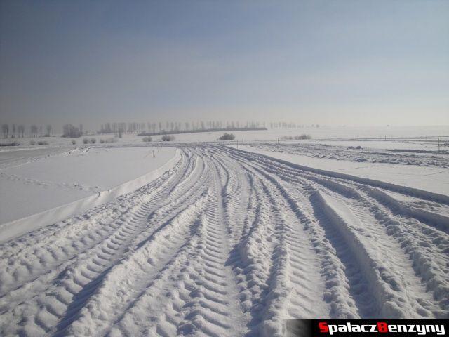 Odcinek off-road na Snow Fun w Nowym Targu