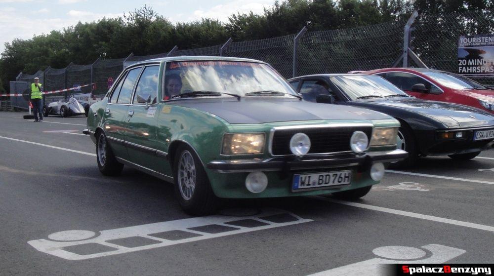 Opel Ascona na Nurburgring Nordschleife
