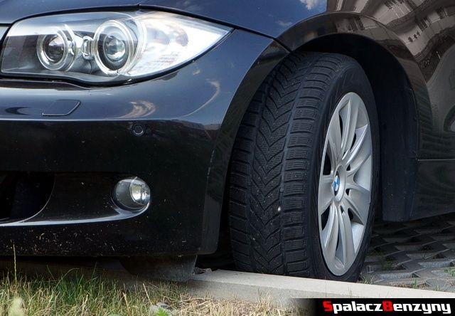 Opony zimowe w lecie w BMW