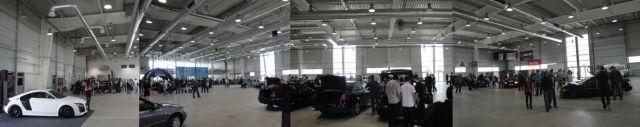 Panorama Autosalon 2012 w Lublinie