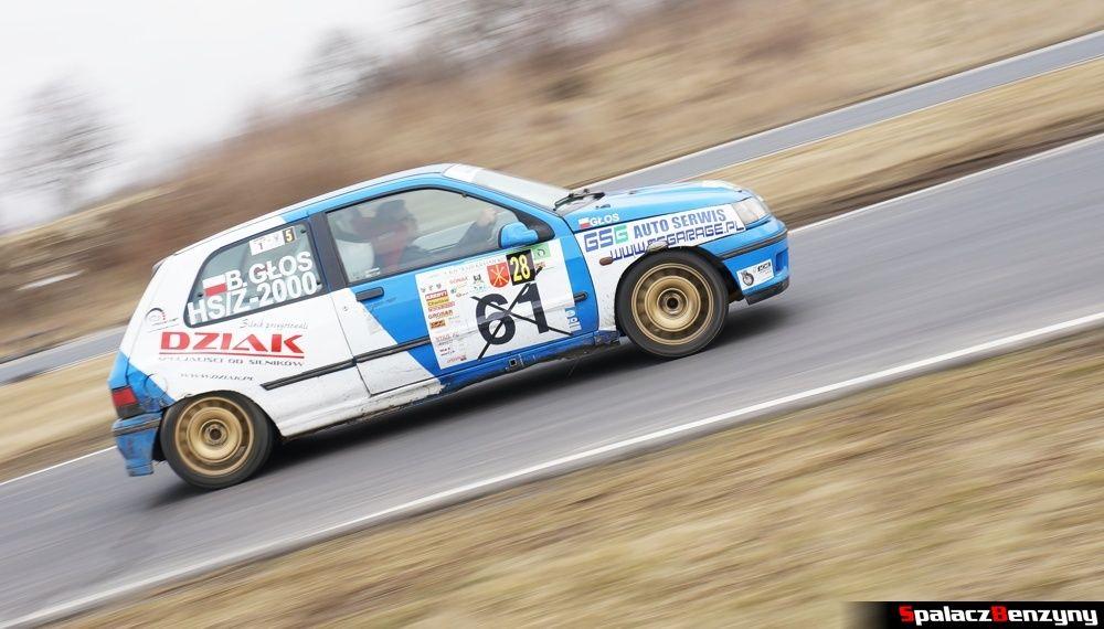 Peugeot 106 na RS Kulig 2014 Tor Lublin