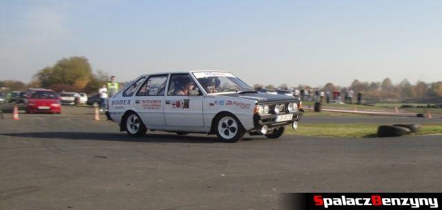 Polonez na Rally Sprint Cemex 2012 w Lublinie