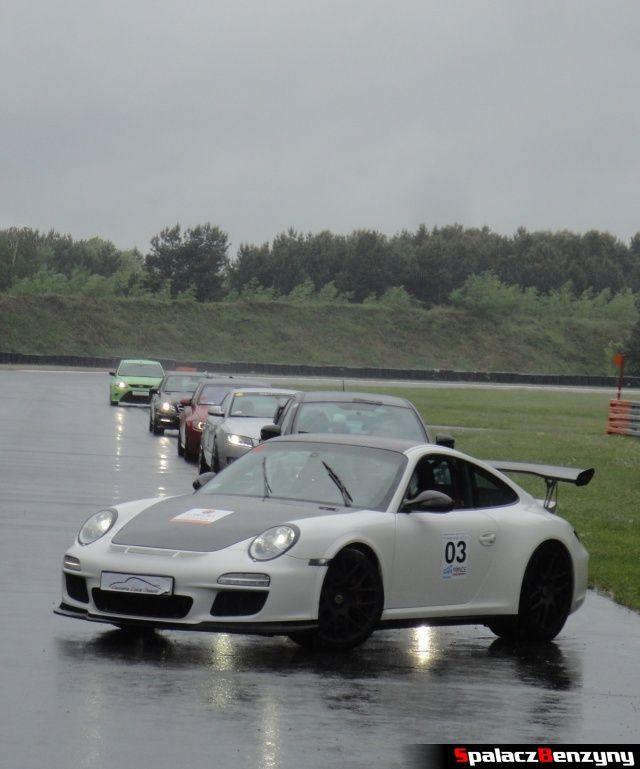 Porsche 911 GT3 RS na TPTD 25 maj 2013