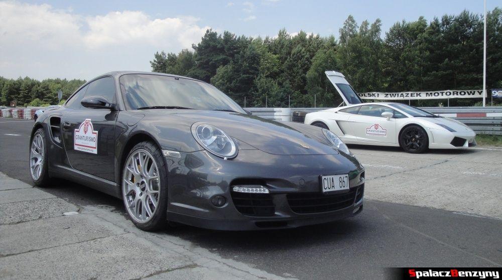 Porsche 911 i Lamborghini Gallardo na Gran Turismo Polonia 2013