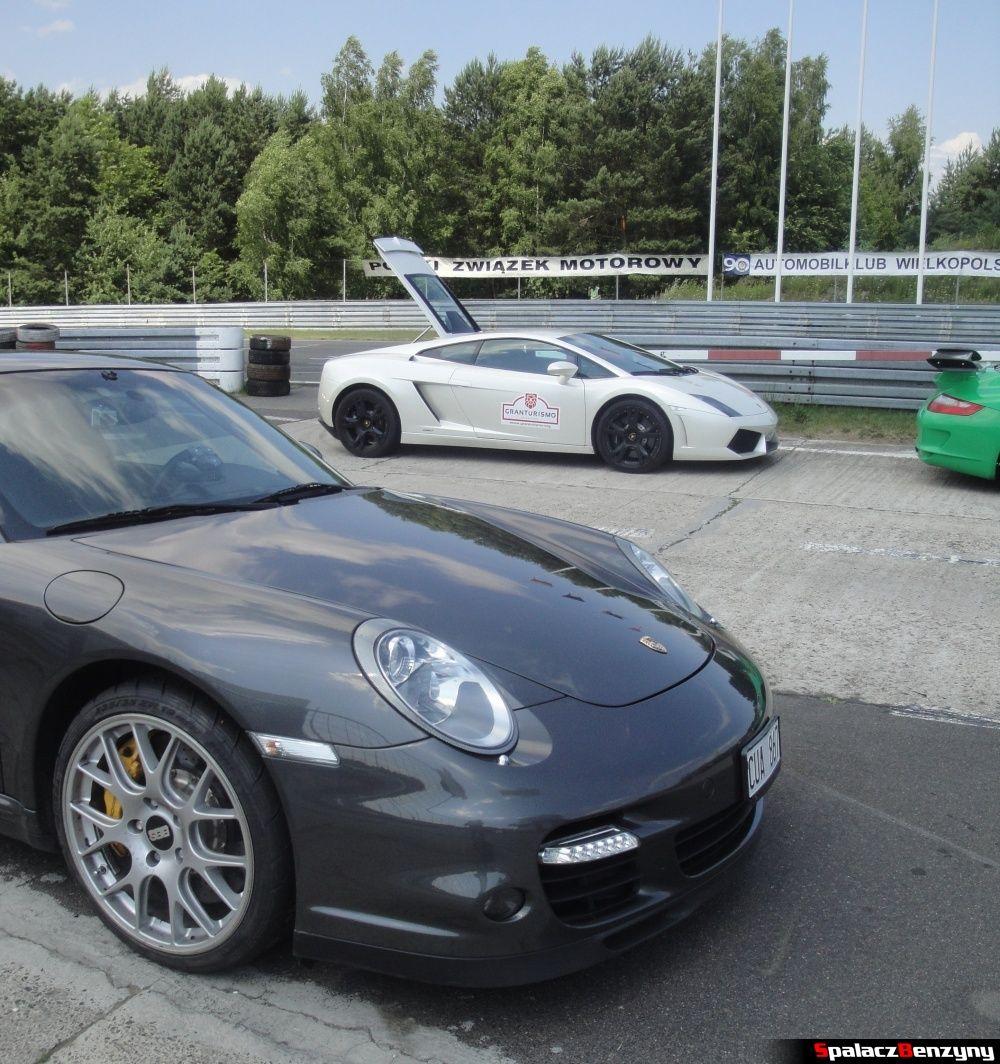Porsche i Lamborghini na Gran Turismo Polonia 2013