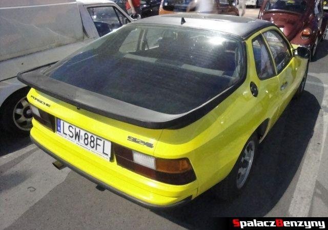 Porsche na Lubelskie Klasyki Noc�
