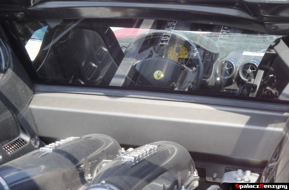Przegroda silnika w Ferrari 430 Scuderia na Gran Turismo Polonia 2013