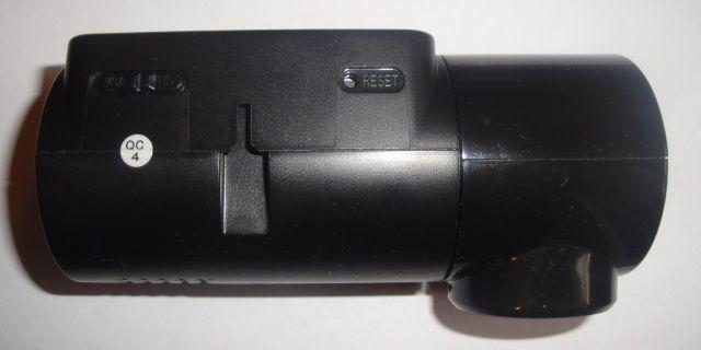 Przełącznik HD na rejestratorze trasy