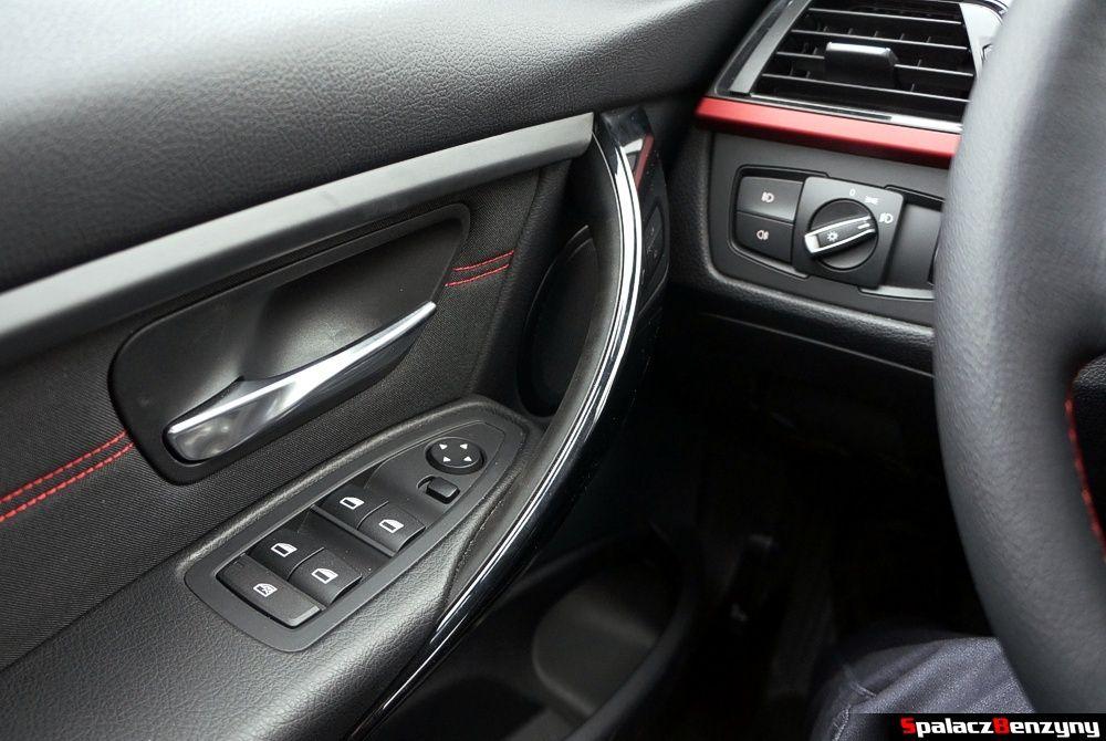 Przyciski szyb BMW 316i 2013