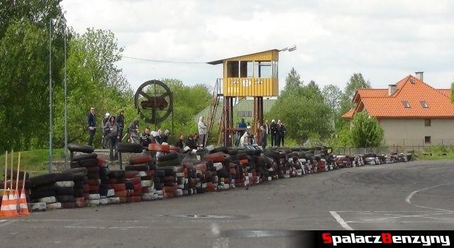 Publiczność na Rally Sprint w Biłgoraju 13 maj 2012