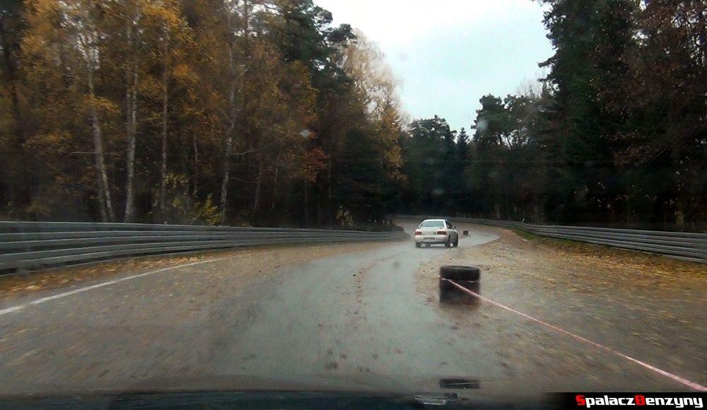 Puchar Jesieni Tor Kielce 2015 Subaru Impreza