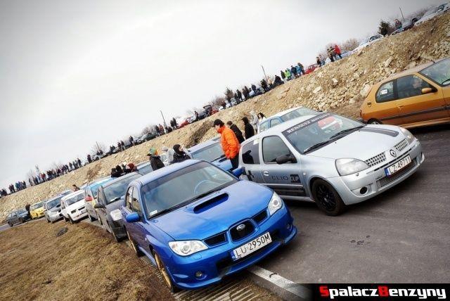 Rally Sprint pamięci Janusza Kuliga na Torze w Lublinie 2014