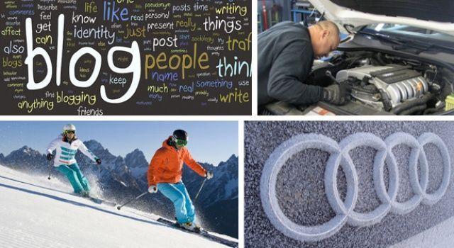 Rebus Blogerski przegląd stoków narciarskich z Audi