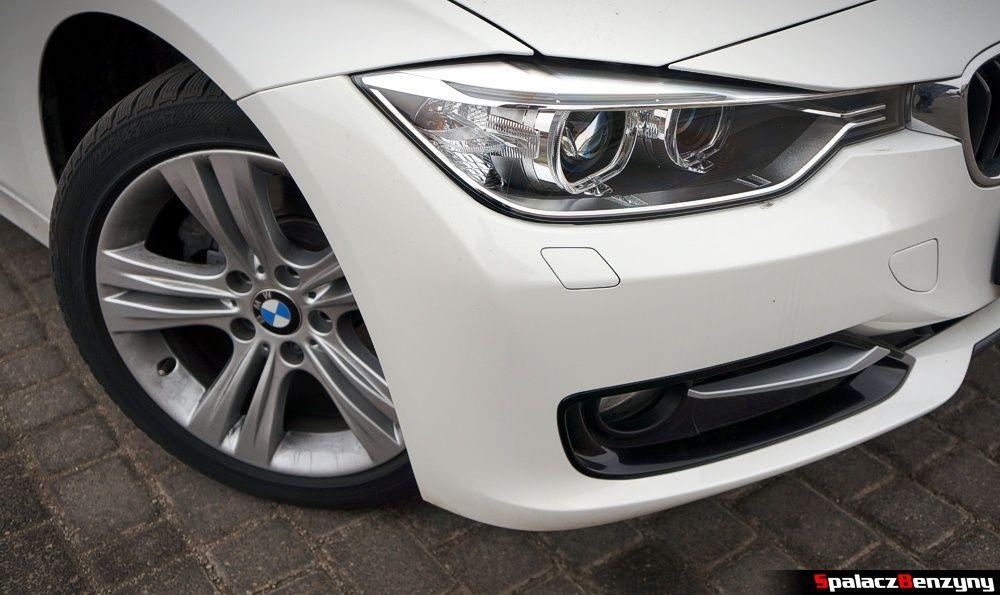 Reflektor przedni BMW 316i 2013