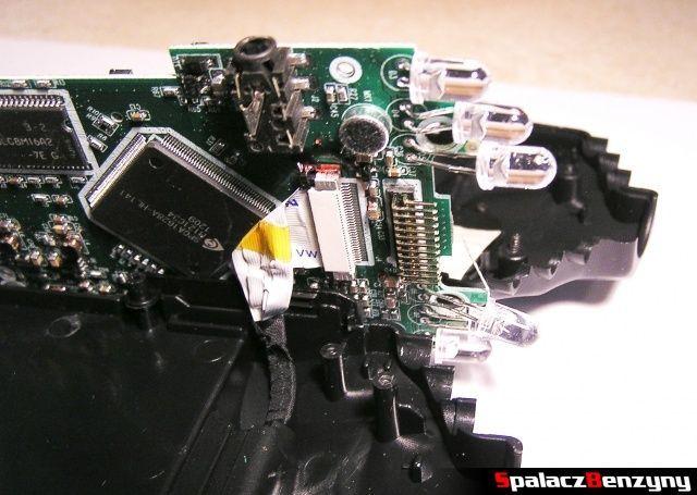 Rejestrator trasy HD CAR DVR 720p HDMI bez obiektywu