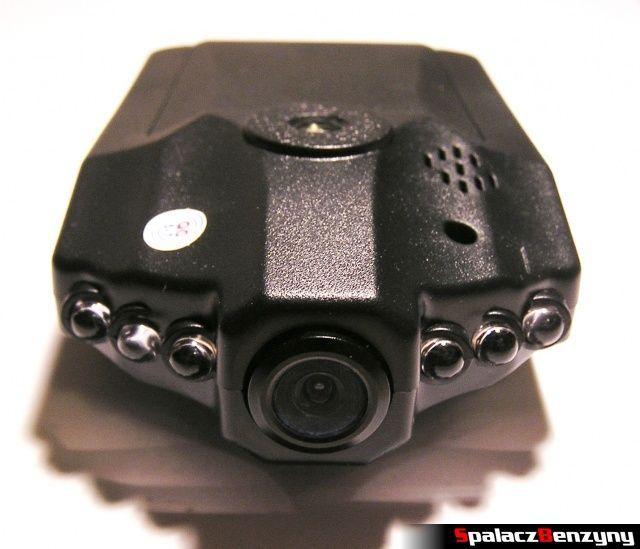 Rejestrator trasy HD CAR DVR 720p HDMI obiektyw