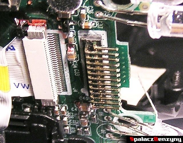 Rejestrator trasy HD CAR DVR 720p HDMI piny do obiektywu