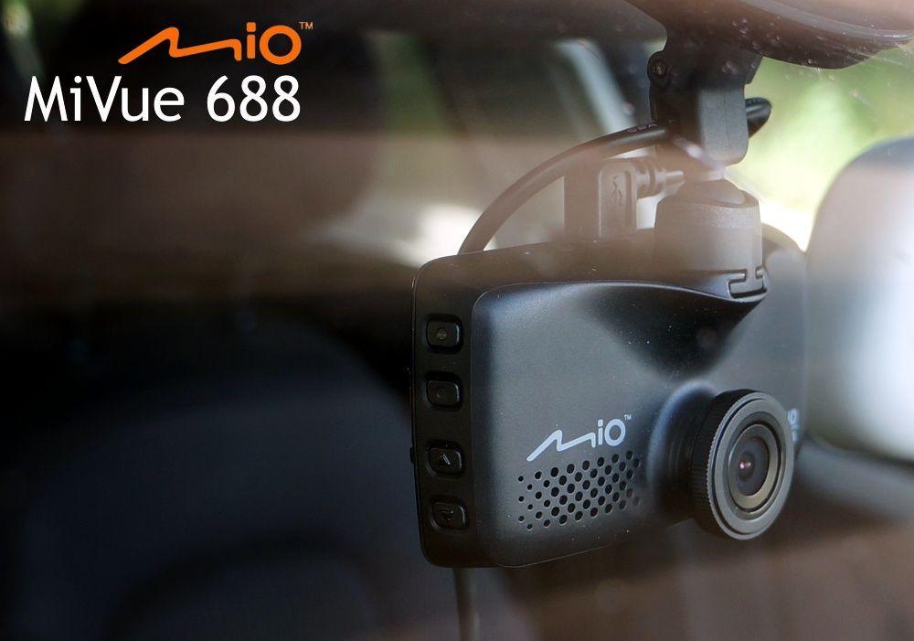 Rejestrator trasy Mio MiVue 688