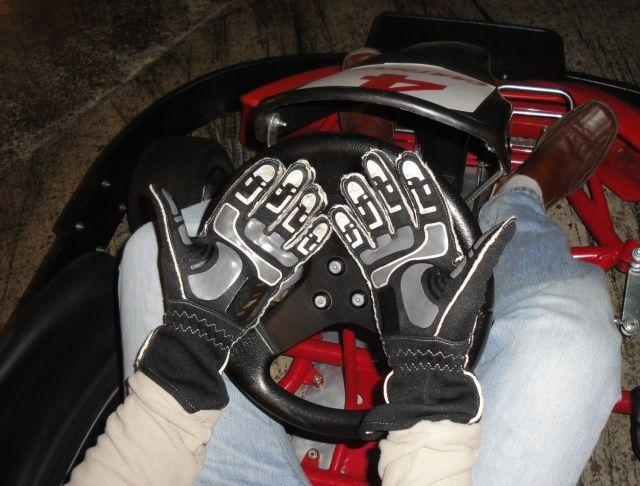 Rękawice kartingowe Sparco Arrow K-7