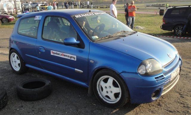 Renault Clio Sport SBR