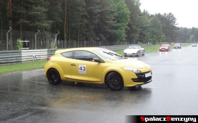 Renault Megane RS na TPTD 25 maj 2013