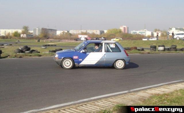 Renault na Rally Sprint Cemex 2012 w Lublinie