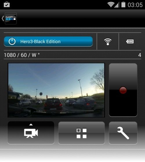 Screen GoPro Hero 3 Black