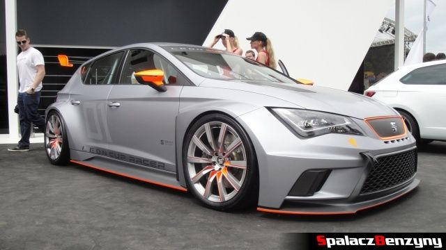 Seat Leon Cup Racer na Worthersee 2013