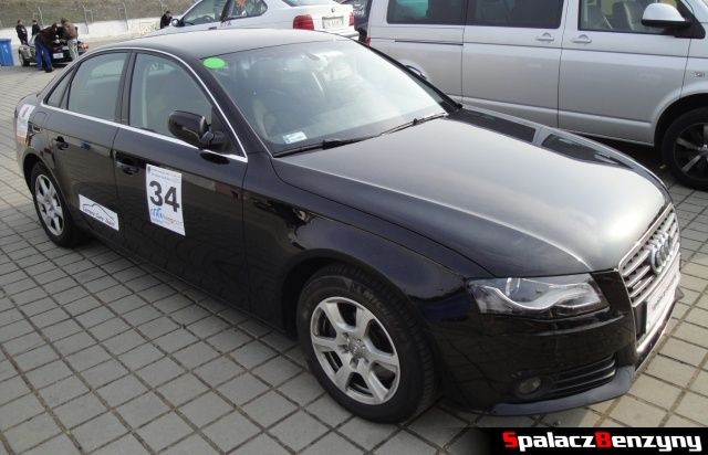 Seryjne Audi A4 na 2 edycji Tor Poznań Track Day