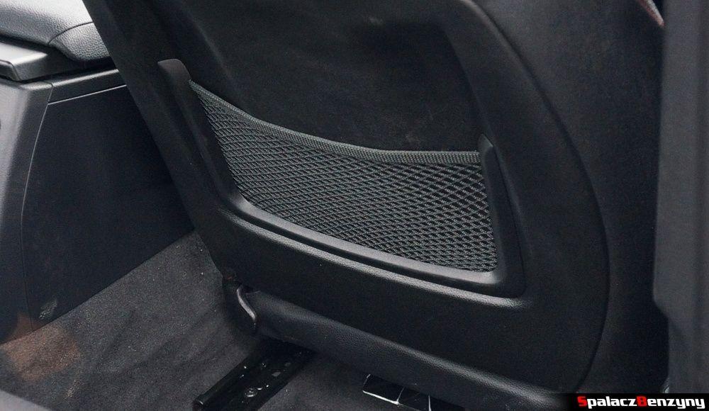 Siatka siedzenia BMW 316i 2013