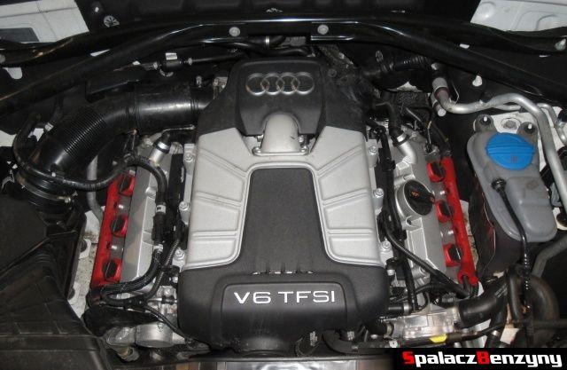 Silnik 3.0 V6 TFSI z kompresorem Audi Q5