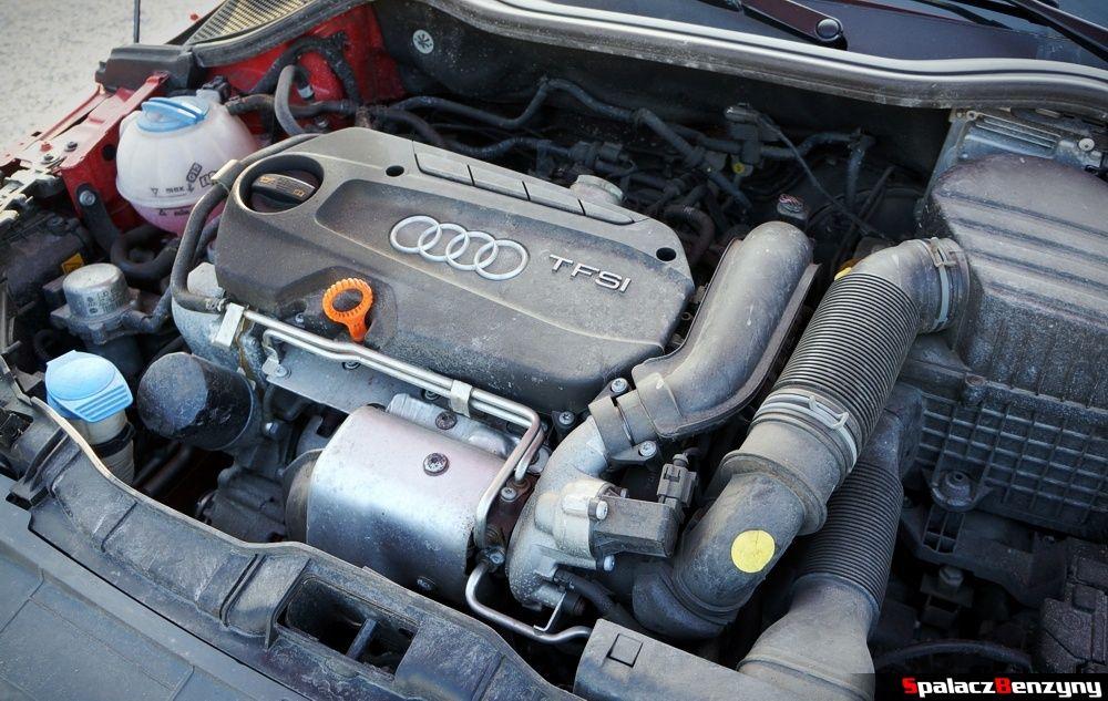 Silnik benzynowy TFSI 1.4 122 KM w Audi A1