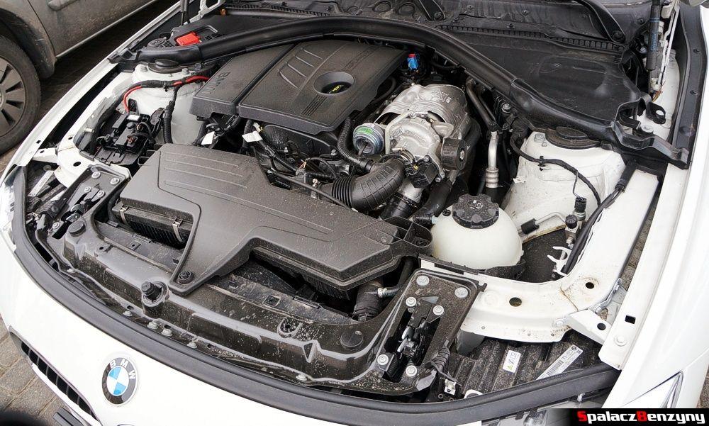 Silnik BMW 316i 2013