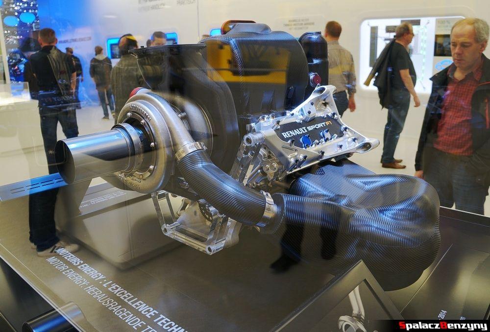 Silnik Renault Sport F1 energy na Genewa 2014