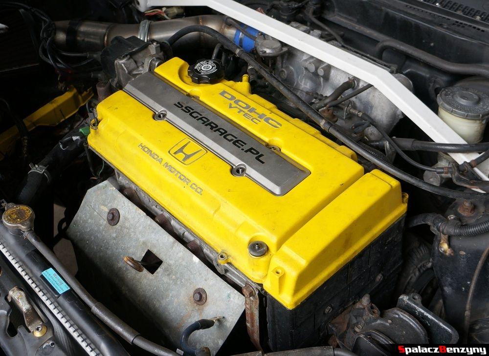 Silnik VTEC Honda Civic