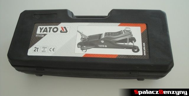 Skrzynia podnośnika samochodowego Yato YT-1720