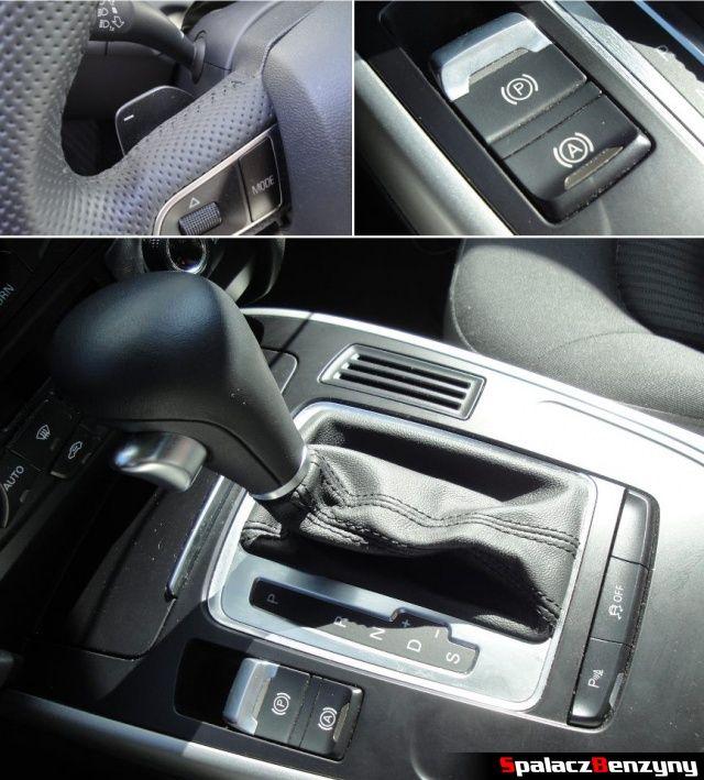 Skrzynia s-tronic Audi A4