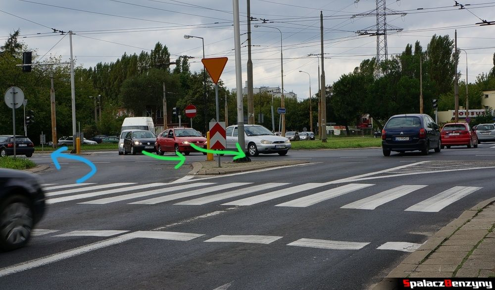 Skrzyżowanie Nałęczowska Kraśnicka 2 postępyRobię
