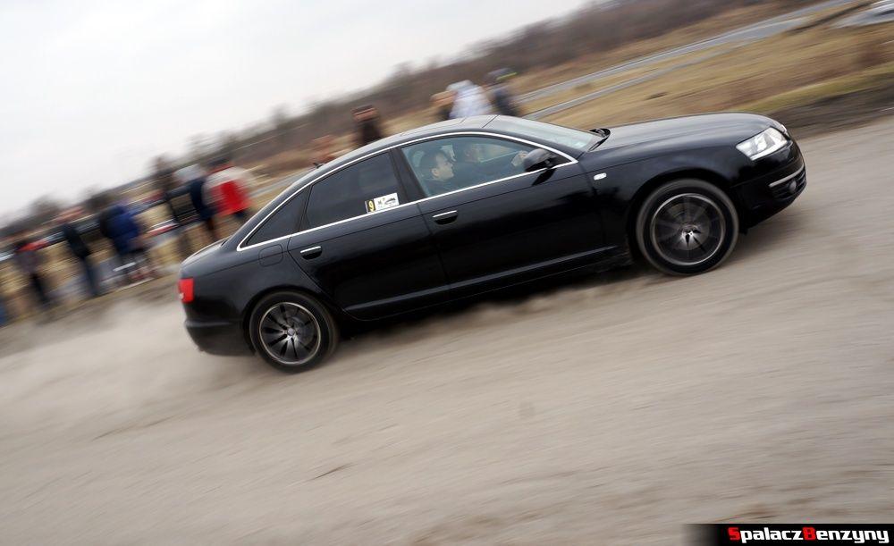Start Audi A6 na RS Kulig 2014 Tor Lublin