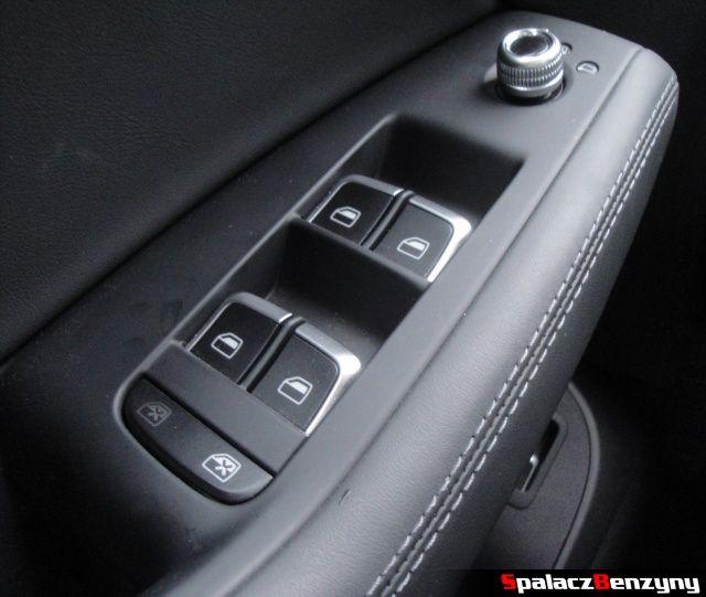 Sterowanie szybami w Audi Q5