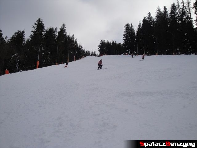 Stok narciarski pod Nosalem