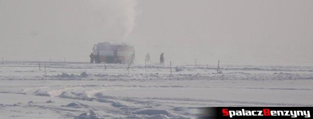 Straż pożarna na Snow Fun w Nowym Targu