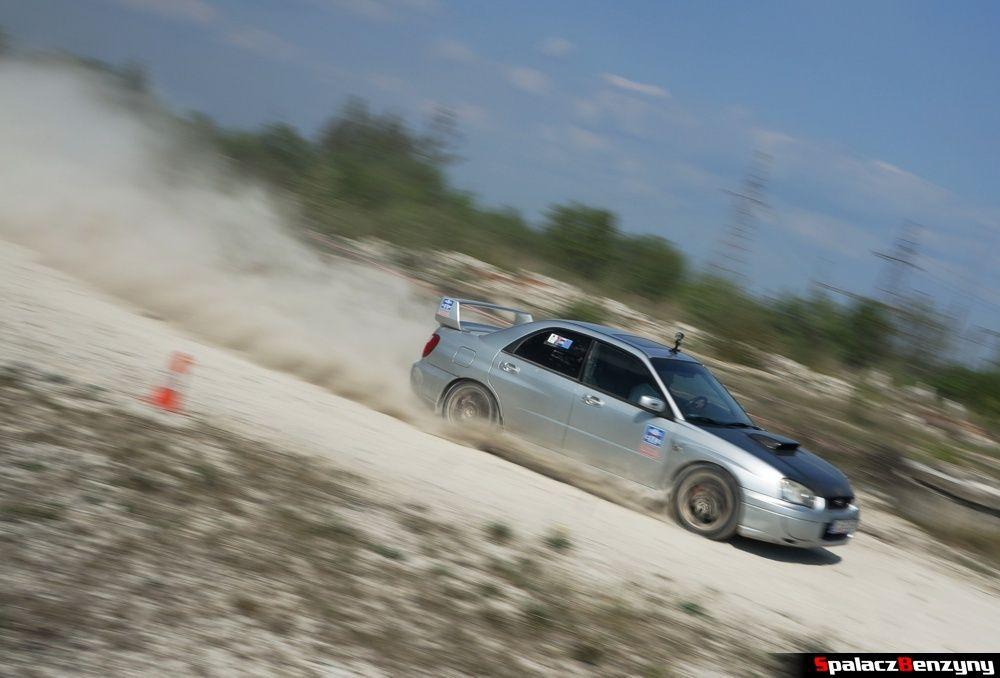Subaru Impreza WRX na szutrowy RS Chełm 1 maja 2014