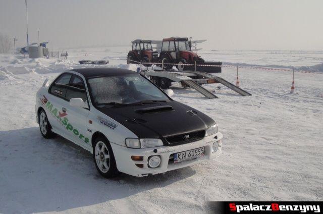 Subaru na Snow Fun w Nowym Targu