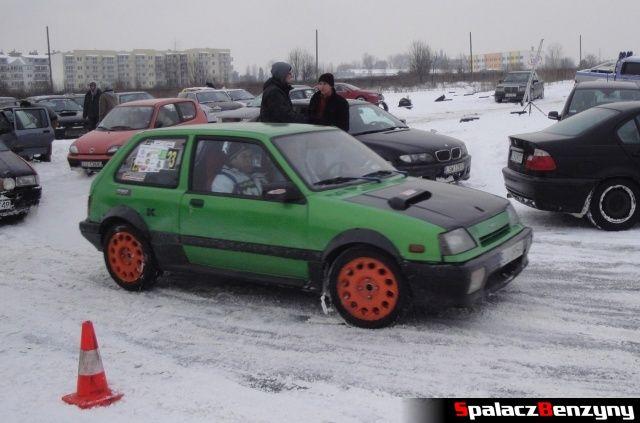 Suzuki Swift na RS Rally na Torze w Lublinie 2013