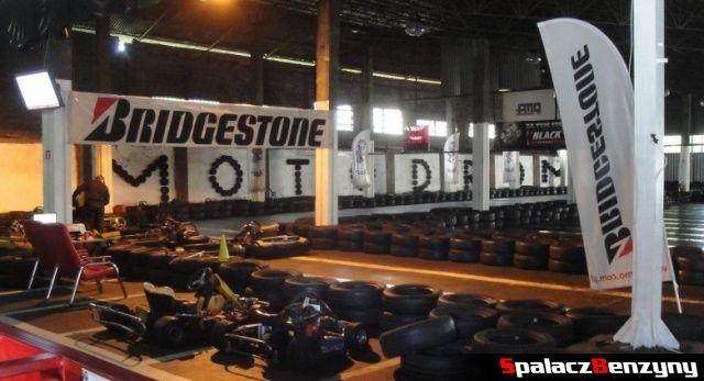 Tor kartingowy Motodrom Kraków Bridgestone