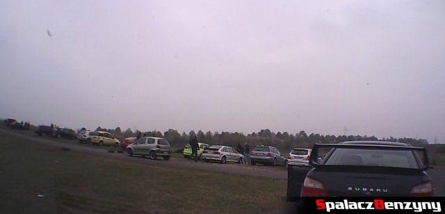 Trening na torze w Lublinie 13 10 2012