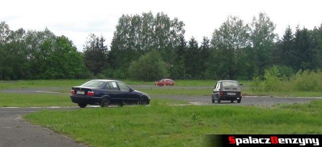 Treningi na Rally Sprint w Biłgoraju 13 maj 2012