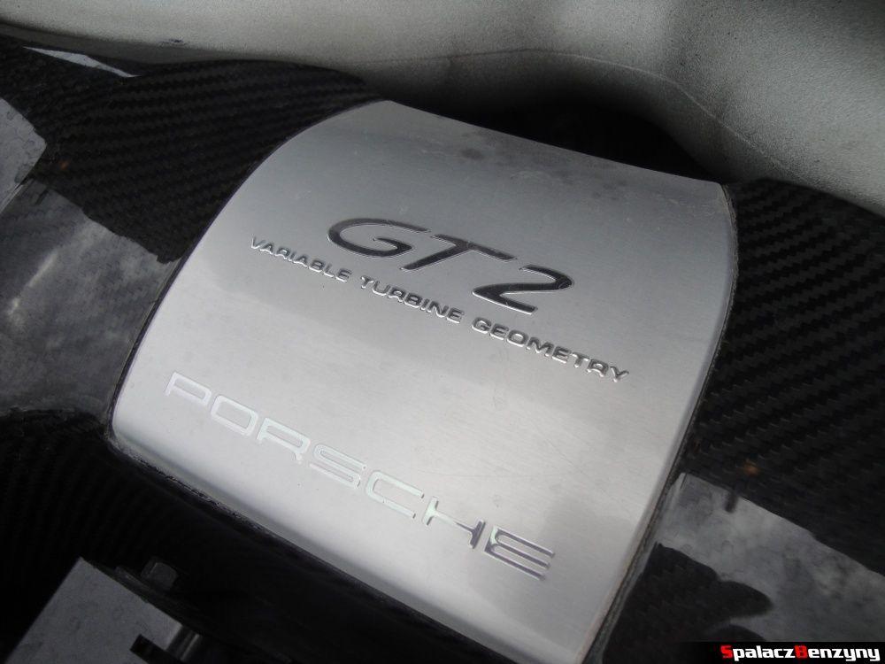 Turbina Porsche 997 GT2 na Gran Turismo Polonia 2013